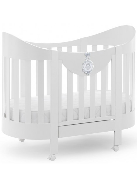 Lettino Ovale BABY CHIC