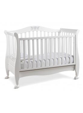 Babybett MAGNIFIQUE – Weiss