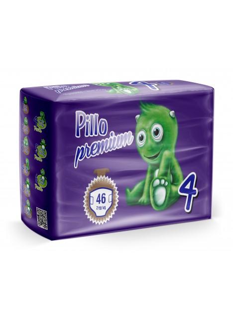 Pannolino Pillo 4 - 7/18 Kg