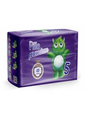 Couches Pillo 5 - 11/25 Kg