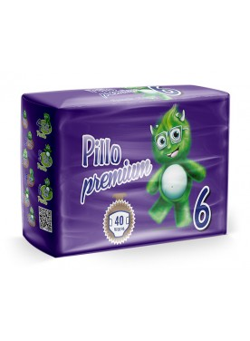 Pannolino Pillo 6 - 16/30 Kg