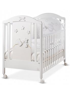 Babybett BABY SOGNI – Weiss