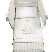 Visit our website and check out our bedding sets🔝💯link in bio👆#hoibabych #italbaby #italiandesign #onlineshop #kinder #designforkids #madeinitaly #piumone #nursery #kids #erstausstattung