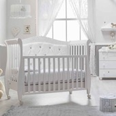{The first cot for your baby must be something very special 🤩The Magnifique Lux sofa bed is made of varnished wood. A cascade of shimmering crystals 💎embellish the backrest which is completed with the padding in eco-leather and shiny rhinestone buttons. The Magnifique Lux sofa bed of the Italbaby Brand, is something unique 🇮🇹}#kinderzimmerdesign #babyroom #babyroomdecor #kinderzimmer #kinderzimmerdeko #kindermöbel #newborndesign #newbornbaby #designforkids #babybedroom #kidsroom #nursery #mumtobe #followus #hoibabych #italbaby #madeinitaly #followme #followforfollowback #kinderzimmerdeko #momtobe